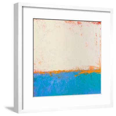Calm Seas-Don Bishop-Framed Art Print