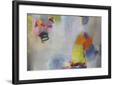 Rolling the Dice-Lina Alattar-Framed Art Print
