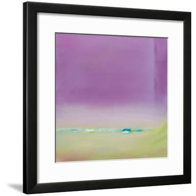 Now and Then-Peter Crane-Framed Art Print