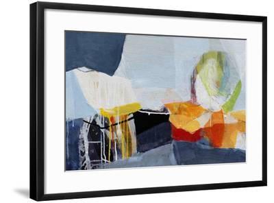 Story Teller-Lina Alattar-Framed Art Print