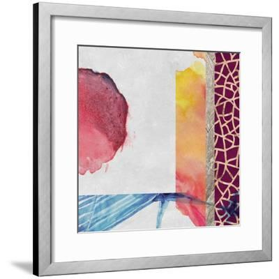 Earth Glows 1-Louis Duncan-He-Framed Art Print