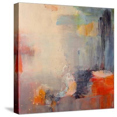 Soft Landings-Lina Alattar-Stretched Canvas Print