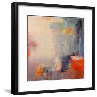 Soft Landings-Lina Alattar-Framed Art Print
