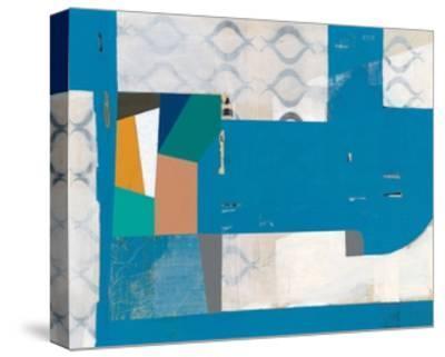 East Side-Karina Bania-Stretched Canvas Print