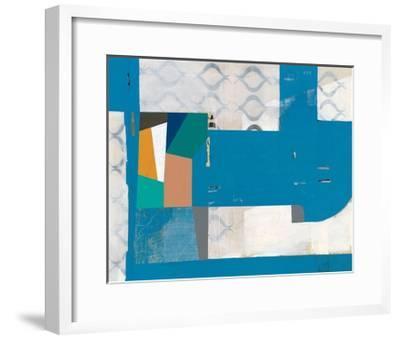 East Side-Karina Bania-Framed Art Print