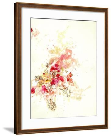 Composition 2b-Kathryn Neale-Framed Art Print