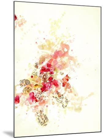 Composition 2b-Kathryn Neale-Mounted Art Print