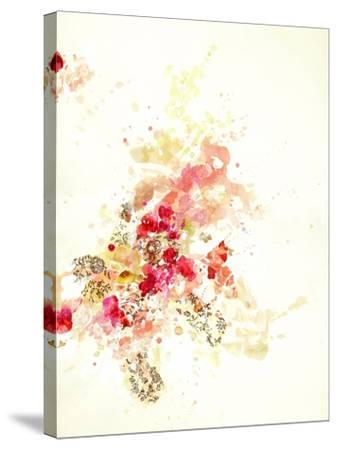 Composition 2b-Kathryn Neale-Stretched Canvas Print