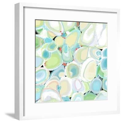 Mint Cocktail-Jan Weiss-Framed Art Print
