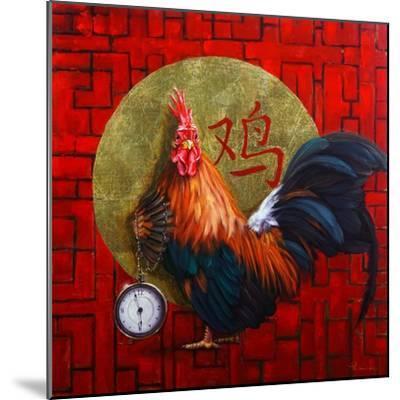 Keeper of Time-Lucia Heffernan-Mounted Art Print