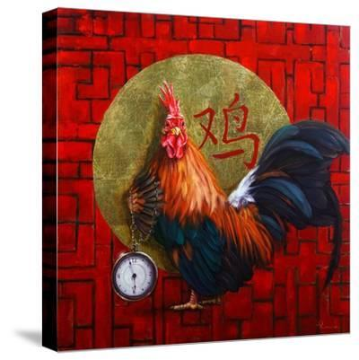 Keeper of Time-Lucia Heffernan-Stretched Canvas Print