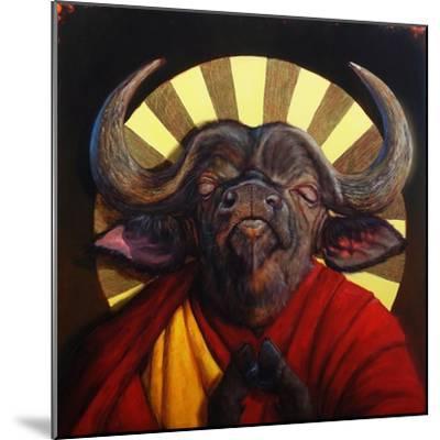 Holy Cow II-Lucia Heffernan-Mounted Art Print