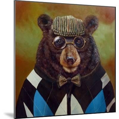 Papa Bear-Lucia Heffernan-Mounted Art Print