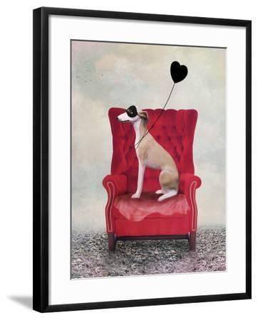 Heathcliffe- Art & Ghosts-Framed Art Print