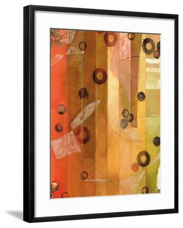 Of This World No. 11-Aleah Koury-Framed Art Print