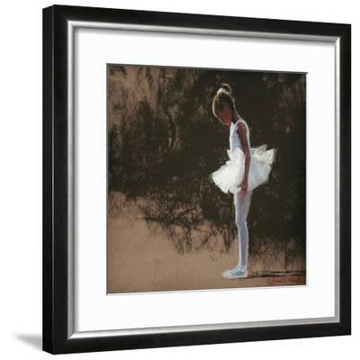 Anticipation-Richard Wilson-Framed Art Print