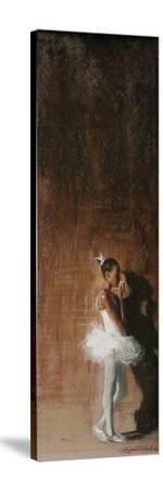 Anticipation II-Richard Wilson-Stretched Canvas Print