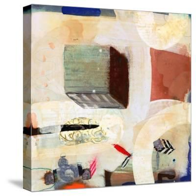 Brain Freeze 3-Aleah Koury-Stretched Canvas Print