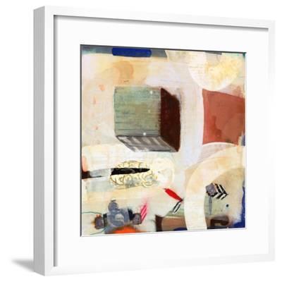 Brain Freeze 3-Aleah Koury-Framed Art Print