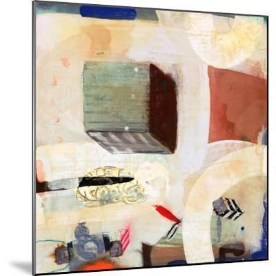 Brain Freeze 3-Aleah Koury-Mounted Art Print