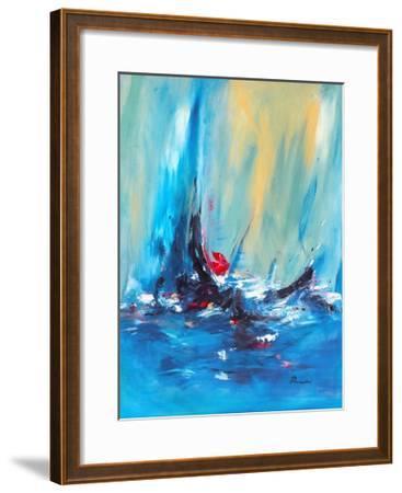 Aurora-Sarah Parsons-Framed Art Print