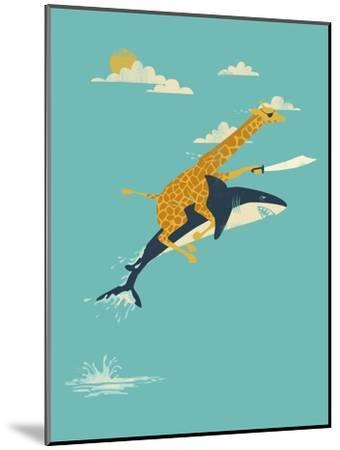 Onward!-Jay Fleck-Mounted Art Print