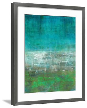 Green Oasis-Iris Lehnhardt-Framed Art Print