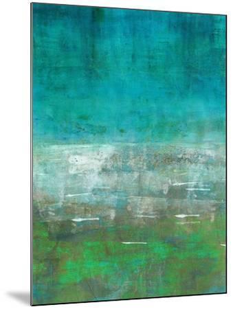 Green Oasis-Iris Lehnhardt-Mounted Art Print