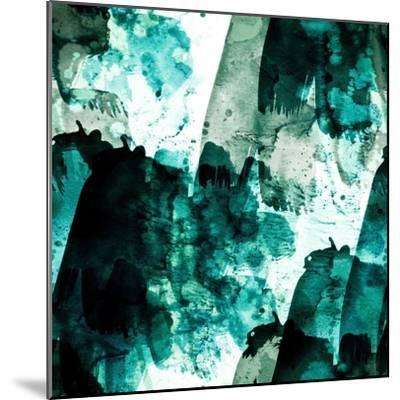 Emerald and Moss Green-Iris Lehnhardt-Mounted Art Print
