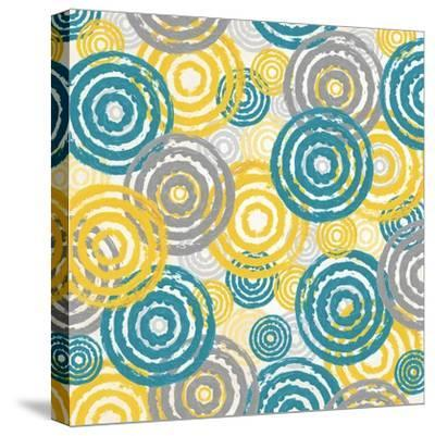 New Circles 2-Alicia Soave-Stretched Canvas Print