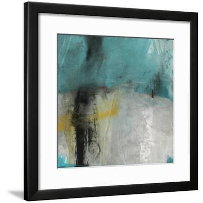 Into the Surf Two-Michelle Oppenheimer-Framed Art Print