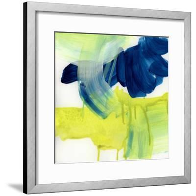 Alla Prima 3-Iris Lehnhardt-Framed Art Print