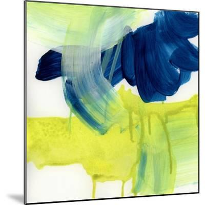 Alla Prima 3-Iris Lehnhardt-Mounted Art Print