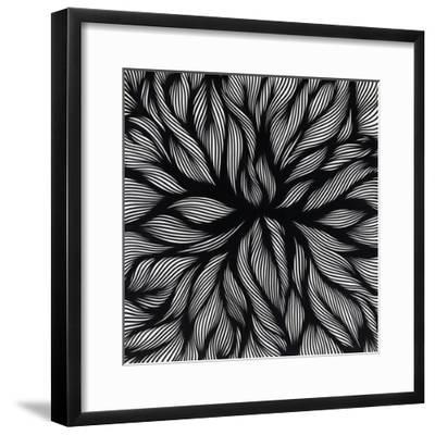 Consciousness-Nathan Richard Phelps-Framed Art Print