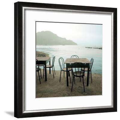 Atrani Caffe #6-Alan Blaustein-Framed Photographic Print