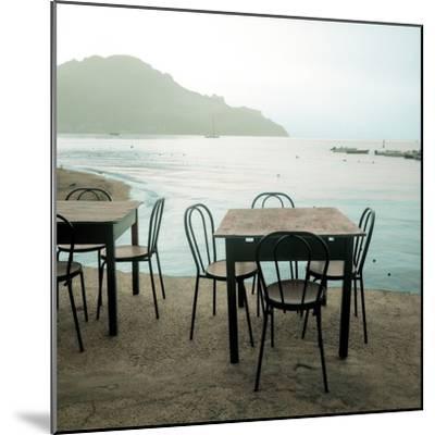 Atrani Caffe #6-Alan Blaustein-Mounted Photographic Print