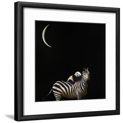 Safe Passage No. 2-Karen Hollingsworth-Framed Art Print