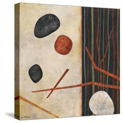 Sticks and Stones II-Glenys Porter-Stretched Canvas Print