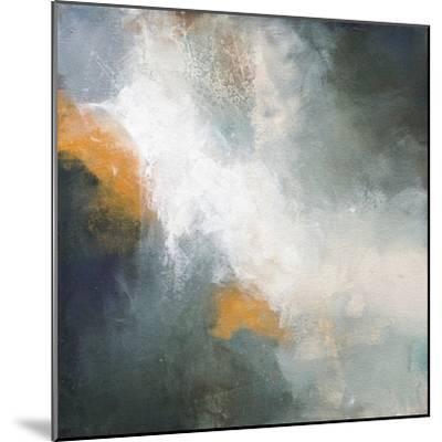 Through The Mist-Karen Hale-Mounted Art Print