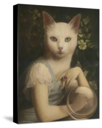 Unspeakable Fortune-Stephen Mackey-Stretched Canvas Print
