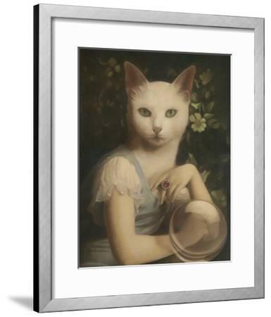 Unspeakable Fortune-Stephen Mackey-Framed Art Print