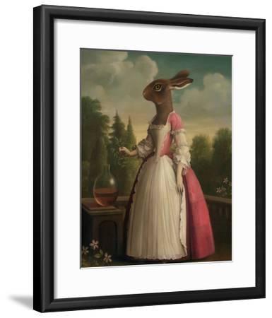 Charm No. 2 – Attar of Knotgrass-Stephen Mackey-Framed Art Print