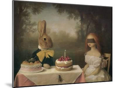 A Guess Is as Good as the Wish-Stephen Mackey-Mounted Art Print
