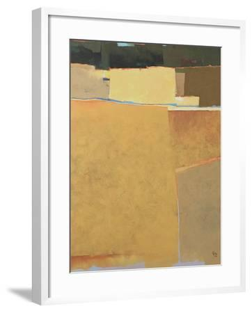 Bean Field-Greg Hargreaves-Framed Art Print