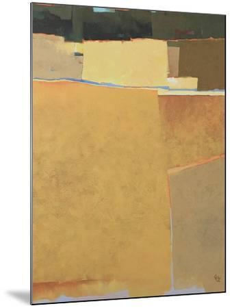 Bean Field-Greg Hargreaves-Mounted Art Print