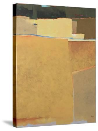 Bean Field-Greg Hargreaves-Stretched Canvas Print