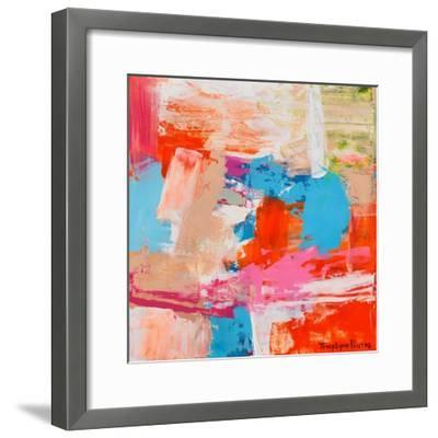 Immersed Sequence III-Tracy Lynn Pristas-Framed Art Print