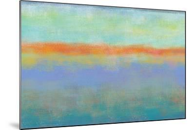 Country Sky 2-Jan Weiss-Mounted Art Print