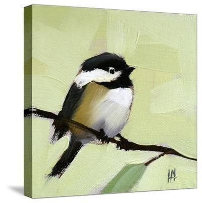 Chickadee No. 143-Angela Moulton-Stretched Canvas Print