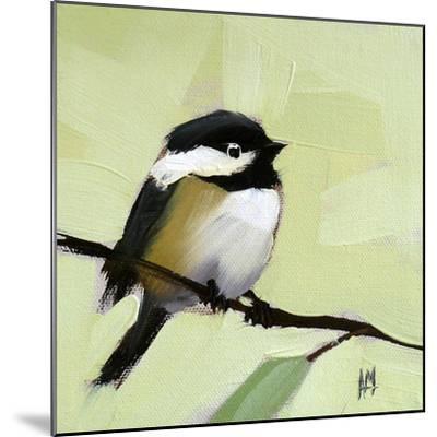 Chickadee No. 143-Angela Moulton-Mounted Art Print